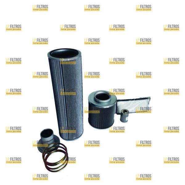 filtros xcmg XE 150 (2)
