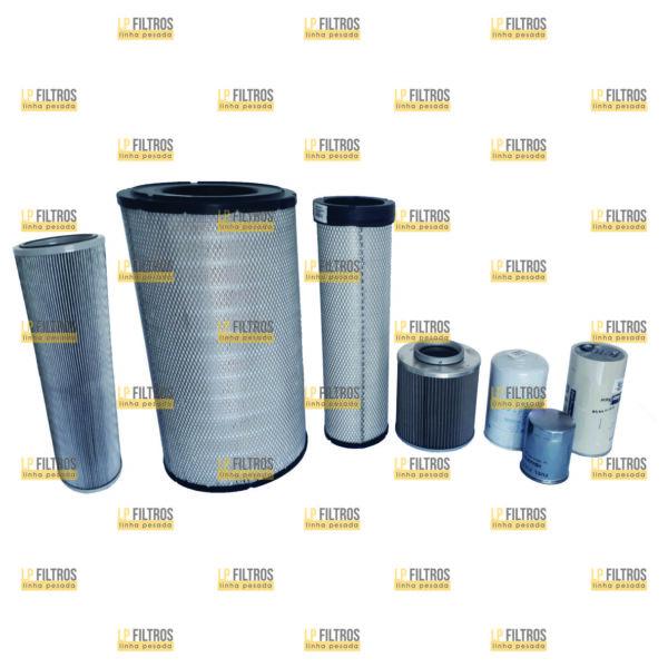 filtros xcmg XE 210 Isuzu (2)
