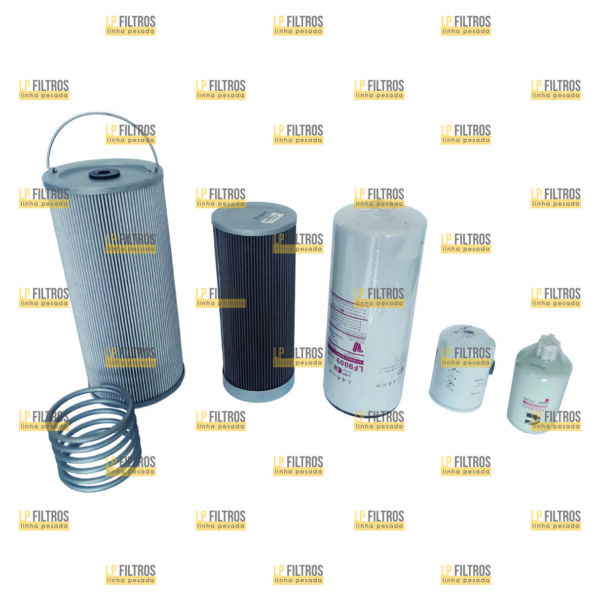filtros xcmg ZL 50 G e 50 BR (2)