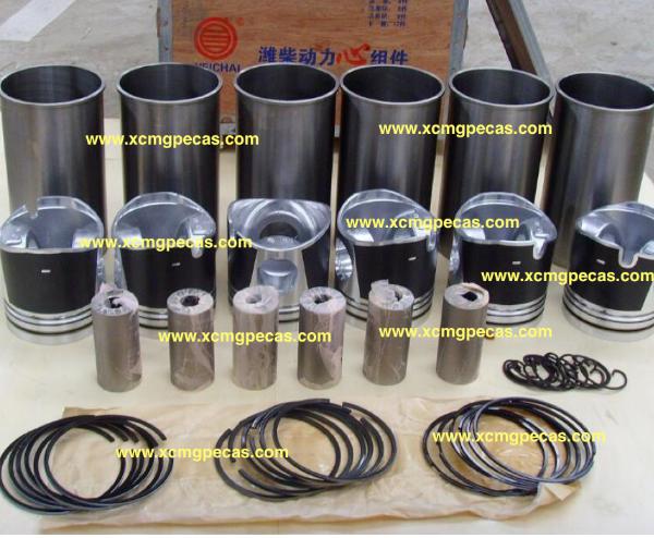 Kit motor YTO