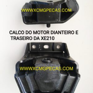 Calco dianteiro e Traseiro XCMG XE 210