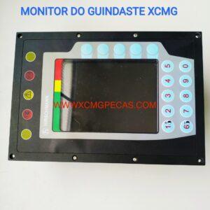 Monitor Guindaste XCMG