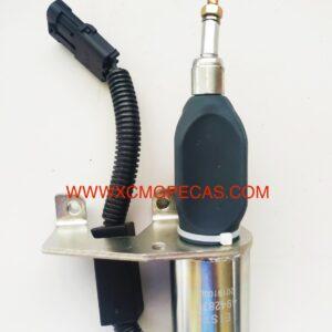 Solenoide de Corte de Combustivel XCMG